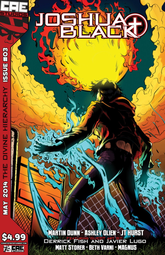 Martin-Dunn-Artist-Comic-Book